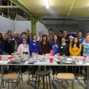 Young Adult Hanukkah Pottery Painting