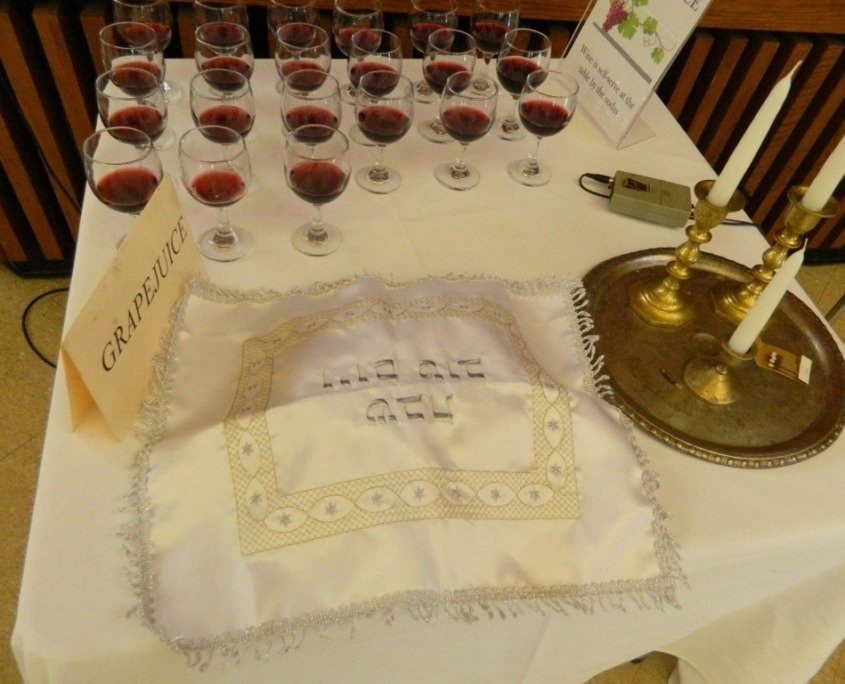 Bernheim Rabbis' Shabbat Dinner and Services